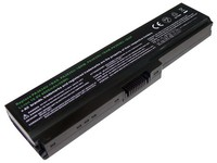 MicroBattery 6 Cell Li-Ion 10.8V 4.4Ah 48wh Laptop Battery for Toshiba MBI53649 - eet01