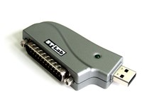 ST Labs USB to Parallel Dongle  U-370 - eet01