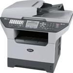 Brother MFC-8860DN Multi-Function Mono Laser Printer MFC-8860DN - Refurbished