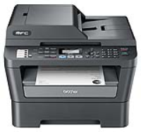 Brother MFC-7460DN Multi-Function Mono Laser Printer MFC-7460DN - Refurbished