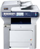 Brother MFC-9840CDW Colour Multifunction laser printer - Refurbished with 3 months RTB warranty.