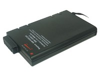 MicroBattery 9 Cell Li-Ion 10.8V 6.6Ah 71wh Laptop Battery for Samsung MBI51053 - eet01