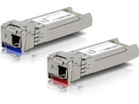 Ubiquiti Networks SFP MODULE SINGLE-MODE 10GBPS 10KM 2 PACK UF-SM-10G-S - eet01