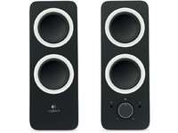 Logitech Z200 midnight black Speaker 980-000810 - eet01