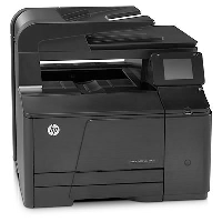 CF144A HP LaserJet Pro 200 M276N A4 USB & Network Colour Printer - Refurbished with 3 months RTB Warranty.