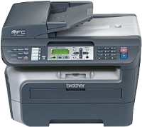 Brother MFC-7840W A4 Wireless Network USB Multifunction Laser Printer MFC-7840W - Refurbished