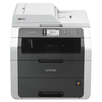 Brother MFC-9140CDN Colour Laser Duplex and Network Printer MFC-9140CDN - Refurbished