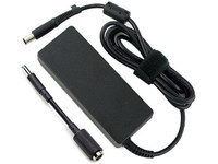 MicroBattery 65W HP Power Adapter w dongle 18.5V 3.5A Plug: 7.4*5.0 MBXHP-AC0012 - eet01