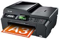 Brother MFC-J6510dw Printer - Refurbished with 3 months RTB Warranty