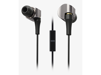 Panasonic HDE10 In-ear, Silver High Res Sound, Microphone RP-HDE10E-S - eet01