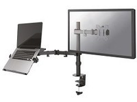 """NewStar Desk Mount for PC And Monitor Height adjustable 10""""-32"""" FPMA-D550NOTEBOOK - eet01"""