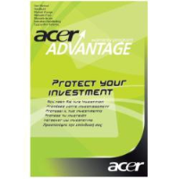 Acer Acer Aceradvantage - Extended Service Agreement - Parts And Labour - 3 Years - On-site - For Veriton 480g-ud8400l Sv.wpca0.a09 - xep01