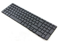 HP Inc. Keyboard (FRENCH) Spill resistant design 836621-051 - eet01