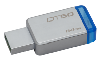 Kingston KTC 64GB DataTraveler50 USB3.0  DT50/64GB - eet01