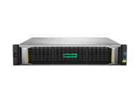 Hewlett Packard Enterprise Hpe Modular Smart Array 2052 San Dual Controller Sff Storage - Hard Drive Array - 1.6 Tb - 24 Bays (sas-2) - Ssd 800 Gb X 2 - Rack-mountable - 2u Q1j03a - xep01