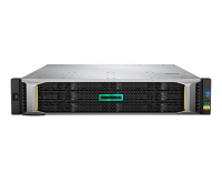 Hewlett Packard Enterprise Hpe Modular Smart Array 2050 San Dual Controller Lff Storage - Hard Drive Array - 12 Bays (sas-3) - Sas 12gb/s (external) - Rack-mountable - 2u Q1j28a - xep01