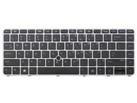HP Inc. Keyboard (FRENCH) Spill-resistant design 836307-051 - eet01