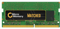 MicroMemory 8GB DDR4 2400MHz PC4-19200 1x8GB SO-DIMM memory modules MMXCR-DDR4SD0003 - eet01