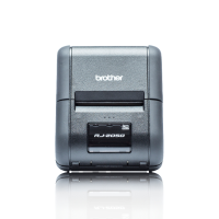 Brother Mobile Recieptprinter USB Bluetooth WiFi AirPrint RJ2050Z1 - eet01