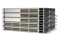 Cisco Cisco Catalyst 3750e-48pd-f - Switch - L3 - Managed - 48 X 10/100/1000 (poe) + 2 X X2 - Rack-mountable - Poe Ws-c3750e-48pd-sf - xep01