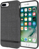 Incipio Esquire Serie iPhone 8/7 Plus Grey IPH-1511-CGY - eet01