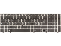 HP Inc. Keyboard (FRENCH) For Win. 8 models only 701986-051 - eet01