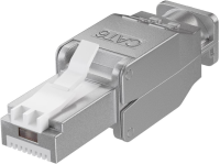 MicroConnect Tool-free RJ45 CAT6 connector CAT 6 STP(shielded) KON522TL - eet01
