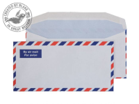 A1701 Blake Purely Everyday White Gummed Airmail Wallet 110X220mm 80Gm2 Pack 1000 Code A1701 3P- A1701