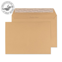 327 Blake Creative Colour Biscuit Beige Peel & Seal Wallet 162X229mm 120Gm2 Pack 500 Code 327 3P- 327