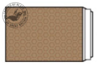 A/000 GOLD Blake Purely Packaging Gold Peel & Seal Padded Bubble Pocket 165X110mm 90G Pk200 Code A/000 Gold 3P- A/000 GOLD