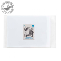 CEL162 Blake Purely Packaging Crystal Clear Reseal Cello Bags 120X162mm 30Mu Pack 500 Code Cel162 3P- CEL162