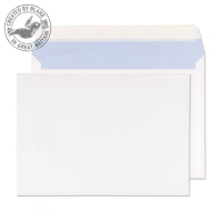 5503 Blake Purely Everyday White Peel & Seal Wallet 176X250mm 90Gm2 Pack 500 Code 5503 3P- 5503