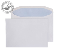 5507 Blake Purely Everyday White Gummed Mailer 178X254mm 90Gm2 Pack 500 Code 5507 3P- 5507