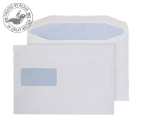 5508 Blake Purely Everyday White Window Gummed Mailer 178X254mm 90Gm2 Pack 500 Code 5508 3P- 5508