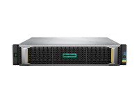 Hewlett Packard Enterprise Hpe Modular Smart Array 2050 San Dual Controller Sff Storage - Hard Drive Array - 24 Bays (sas-2) - Rack-mountable - 2u - Remarketed Q1j01ar - xep01