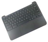 HP Keyboard (Netherland) With Top Cover 917442-B31 - eet01