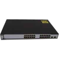 Cisco Cisco Catalyst 3750-24ps - Switch - L3 - Managed - 24 X 10/100 (poe) + 2 X Sfp - Rack-mountable - Poe Ws-c3750-24ps-s - xep01