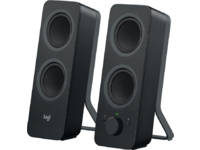 Logitech Z207 Bluetooth Computer Speaker, Black 980-001295 - eet01