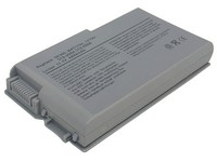 MicroBattery Laptop Battery for Dell 49Wh 6 Cell Li-ion 11.1V 4.4Ah MBI52512 - eet01