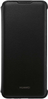 Huawei P Smart 2019 Wallet Black **New Retail** 51992830 - eet01