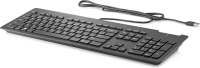 Hp Hp Business Slim - Keyboard - With Smart Card Reader - Usb - English Qwerty - Black - For Elitedesk 800 G5; Eliteone 800 G5; Prodesk 400 G6  600 G5; Proone 400 G5  440 G5  600 G5 Z9h48aa#abb-r - xep01