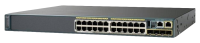 Cisco Cisco Catalyst 2960s-24ps-l - Switch - Managed - 24 X 10/100/1000 (poe) + 4 X Sfp - Rack-mountable - Poe Ws-c2960s-24ps-l - xep01