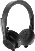 Logitech Zone Wireless BT Headset Graphite 981-000798 - eet01