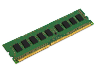Kingston Kingston - Ddr3 - 8 Gb - Dimm 240-pin - 1600 Mhz / Pc3-12800 - Unbuffered - Ecc Kth-pl316e/8g - xep01
