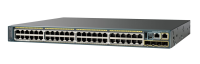 Cisco Cisco Catalyst 2960s-48fpd-l - Switch - Managed - 48 X 10/100/1000 (poe) + 2 X 10 Gigabit Sfp+ - Rack-mountable - Poe Ws-c2960s-48fpd-l - xep01