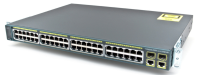 Cisco Cisco Catalyst 2960-48pst-l - Switch - Managed - 48 X 10/100 (poe) + 2 X Sfp + 2 X 10/100/1000 - Rack-mountable - Poe Ws-c2960-48pst-l - xep01