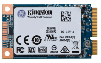 Kingston Kingston Uv500 - Solid State Drive - Encrypted - 480 Gb - Internal - Msata - Sata 6gb/s - 256-bit Aes - Self-encrypting Drive (sed)  Tcg Opal Encryption 2.0 Suv500ms/480g - xep01