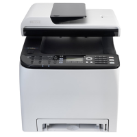 Ricoh Spc252sf: A4 Colour Mfp - Spc252sf - xep01