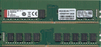 Kingston KSM 16GB 2400MHz DDR4 ECC CL17  KSM24ED8/16ME - eet01