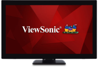 """ViewSonic 27"""" IPS LED Touch Monitor W/1920x1080, 10-points Touch, TD2760 - eet01"""